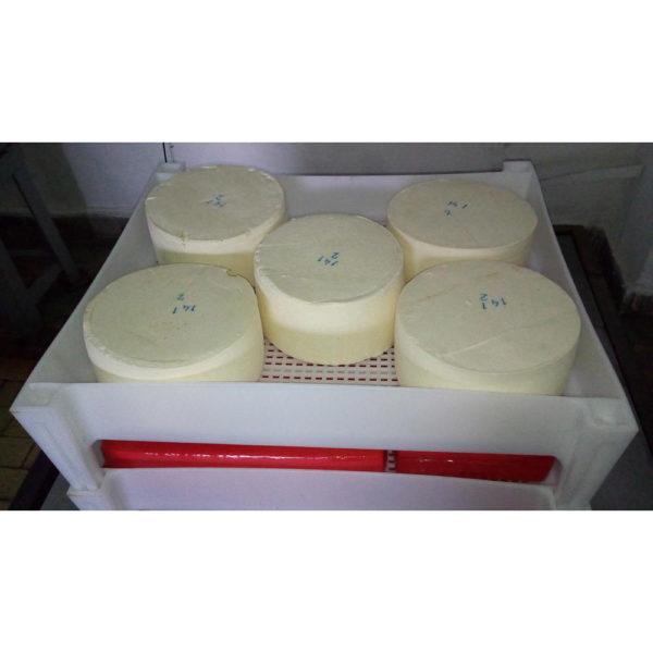 Ящик молочной продукции