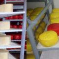 Пластиковая полка для сыра