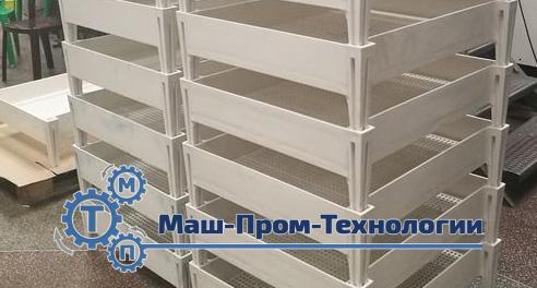 штабелируемые ящики