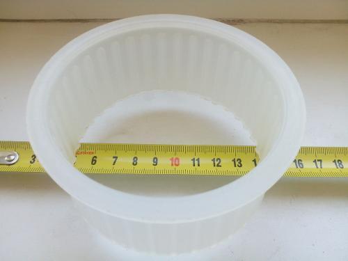 диаметр формочки - внутренний