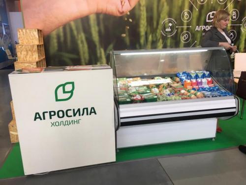 Выставки производителей пищевой продукции АГРОСИЛА
