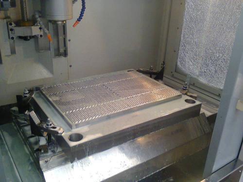 Механическая обработка пуансона