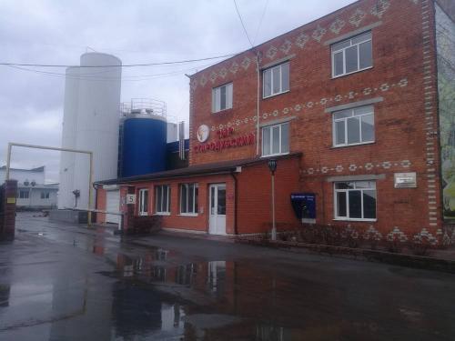 Стародуб: сыроварческий завод