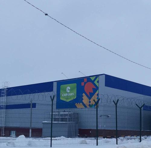 Сармич: сыровачерский завод