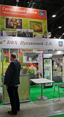 Выставка производителей сферы пищевой индустрии INTERFOOD в Санкт-Петербурге