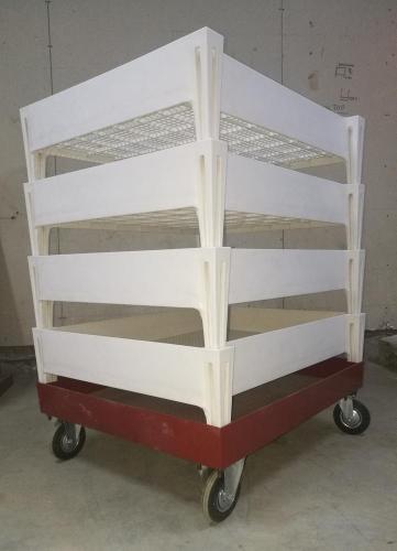 Ящик для молочного производства